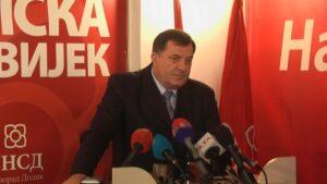 Додик:Реформама ојачати Српску
