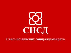 СНСД најавио жалбу на одлуку ЦИК-a