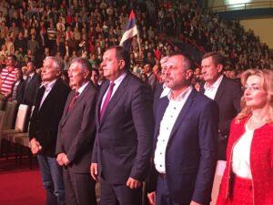 СНСД добио битку за снажну Бањалуку и Републику Српску