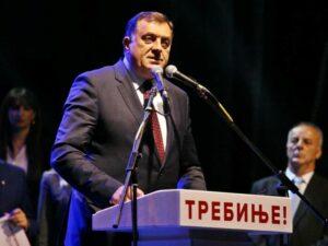 Додик: Лука Петровић са тимом који предводи доноси просвјетљење Требињу