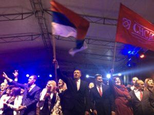 Референдум успио-Побиједила воља српског народа