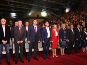Бањалука се опредијелила за СНСД и Радојичића