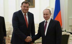 Додик: БиХ мора аутономно да доноси одлуке, састанак са Путином до краја године