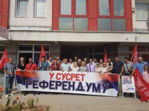СНСД Источна Илиџа: Подјелом лопти основним школама обиљежен почетак кампање