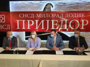 Павловић: Тортура према запосленим у градској управи престаје у недјељу