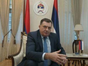 Додик честитао Бечићу избор за предсједника Парламента