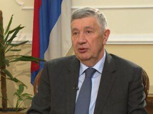 Радмановић: Честитка Бечићу за избор за предсједника Скупштине