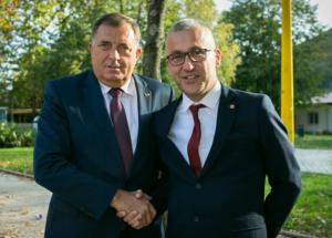 Додик: У плану соларна електрана и значајна подршка општини Љубиње