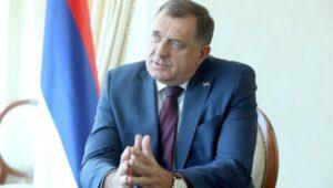 Додик: Нећемо дозволити угрожавање безбједности српског кадра у Сарајеву