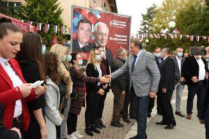 Додик : Важно је да су људи окупљени око идеје јединствене Српске