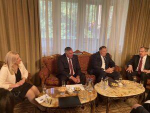 Одлични односи Српске и Русије