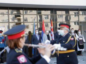 Лукач, Цвијановић и Радојичић отворили објекат Полицијске станице Лауш