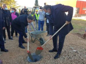 Пале: Положен камен темељац за зграду Mузеја одбрамбено-отаџбинског рата