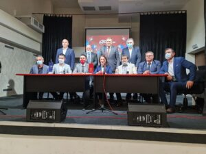 Додик у Пелагићеву: Сарадња за мир, стабилност и добре односе међу људима