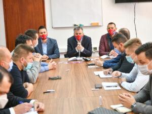 Радојичић: Отказују се јавни предизборни скупови и трибине