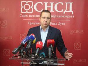 Ковачевић: Поништити процес гласања посредством поште ако се не врати у законске оквире