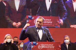 Додик увјерен у изборну побједу СНСД-а и Игора Радојичића