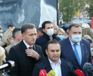 Додик : Југовић и Ћосић најбоље рјешење за наставак развоја