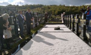 Освјештани споменици свирепо убијене породице Тешановић