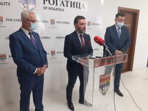 Тегелтија и Кошарац у Рогатици: Подршка привредницима