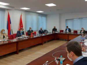 Почела сједница Извршног комитета СНСД-а