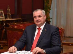 Вишковић честитао православну Нову годину