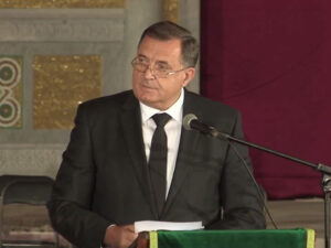 Додик: Патријарх Иринеј имао љубав за све нас и радо је долазио у Српску (ВИДЕО)