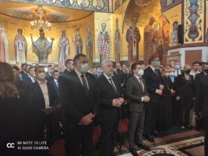 Додик: Митрополит Амфилохије окупио српски народ