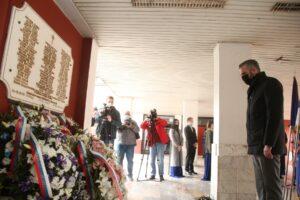 Рајчевић: Погинули професори и студенти не смију бити заборављени