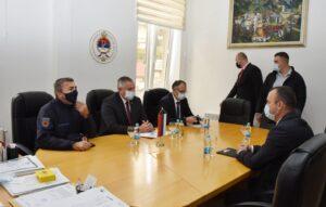 Влада ће наставити да подржава привредни развој Сребренице