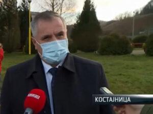 Вишковић у Костајници: Интервентна помоћ најугроженијима