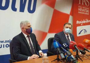 Додик позвао Србе да се окупе око заједничке листе у Мостару