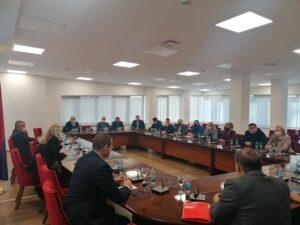Састанак руководства СНСД-а са новоизабраним одборницима у Бањалуци