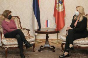 Цвијановић: Покретање прве банке хуманог млијека је велики подухват