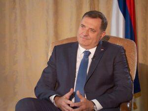 Додик: СДА настала у џамији, коју Бакир Изетбеговић користи за политичке говорнице