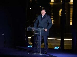 Додик: Српска жели јаку Србију