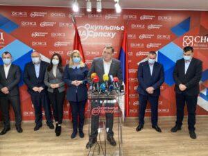 Додик: Позив Изетбеговићу да се извини српском народу