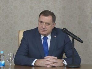 Додик: МИП и Турковићева настављају да узурпирају надлежности Предсједништва БиХ