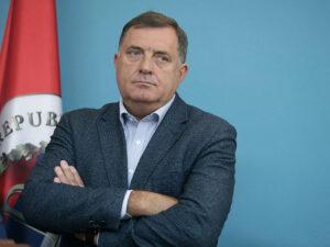 Додик: Српска ће инсистирати на сваком слову Дејтонског споразума