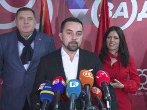 Јеринић: Грађани подржали СНСД и нису поклекли притисцима