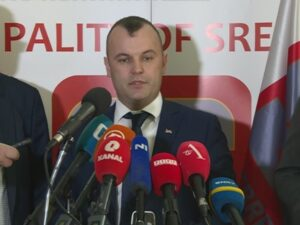 Грујичић: Неправда ће бити исправљена у недјељу