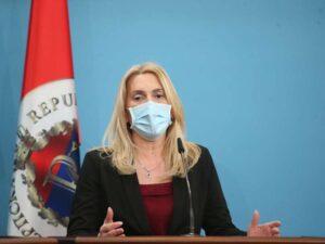 Цвијановић: Вријеме пандемије тражи акцију, а не шарлатанство