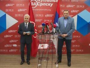 Српска мора бити дио приједлога за именовање високог представника