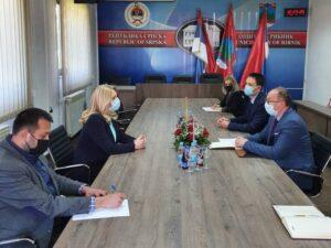 Цвијановић у Рибнику: Финансијски и политички стабилна општина
