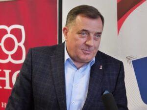 Додик: Најаве уједињавања опозиционих блокова у Српској и ФБиХ смислили странци