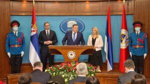 Додик: Срби најбољи народ; Нећемо ратовати, али хоћемо разговарати