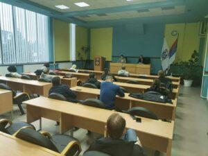 Радна посјета генералног секретра СНСД-а Општинском одбору у Челинцу