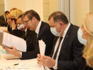 Предсједник Србије најавио изградњу меморијалног комплекса у Доњој Градини