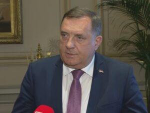 Додик: Све што је рекао Кавазовић само говори о карактеру ИЗ коју води