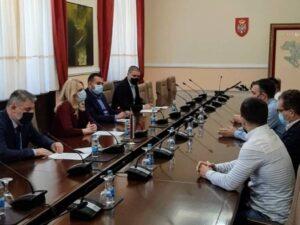 Цвијановић са представницима Асоцијације фестивала
